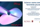 SCIENZE: NOME COMUNE FEMMINILE PLURALE