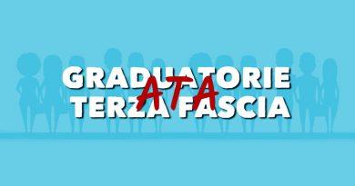 graduatorie definitive di III Fascia Personale ATA